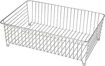 Muji Stainless Steel Basket, Large