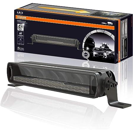 Ledriving Lightbar Mx250 Cb Led Zusatzscheinwerfer Für Nah Und Fernlicht Combo 2700 Lumen Lichtstrahl Bis Zu 320 M Led Arbeitsscheinwerfer Mit Standlicht Ece Zulassung Auto