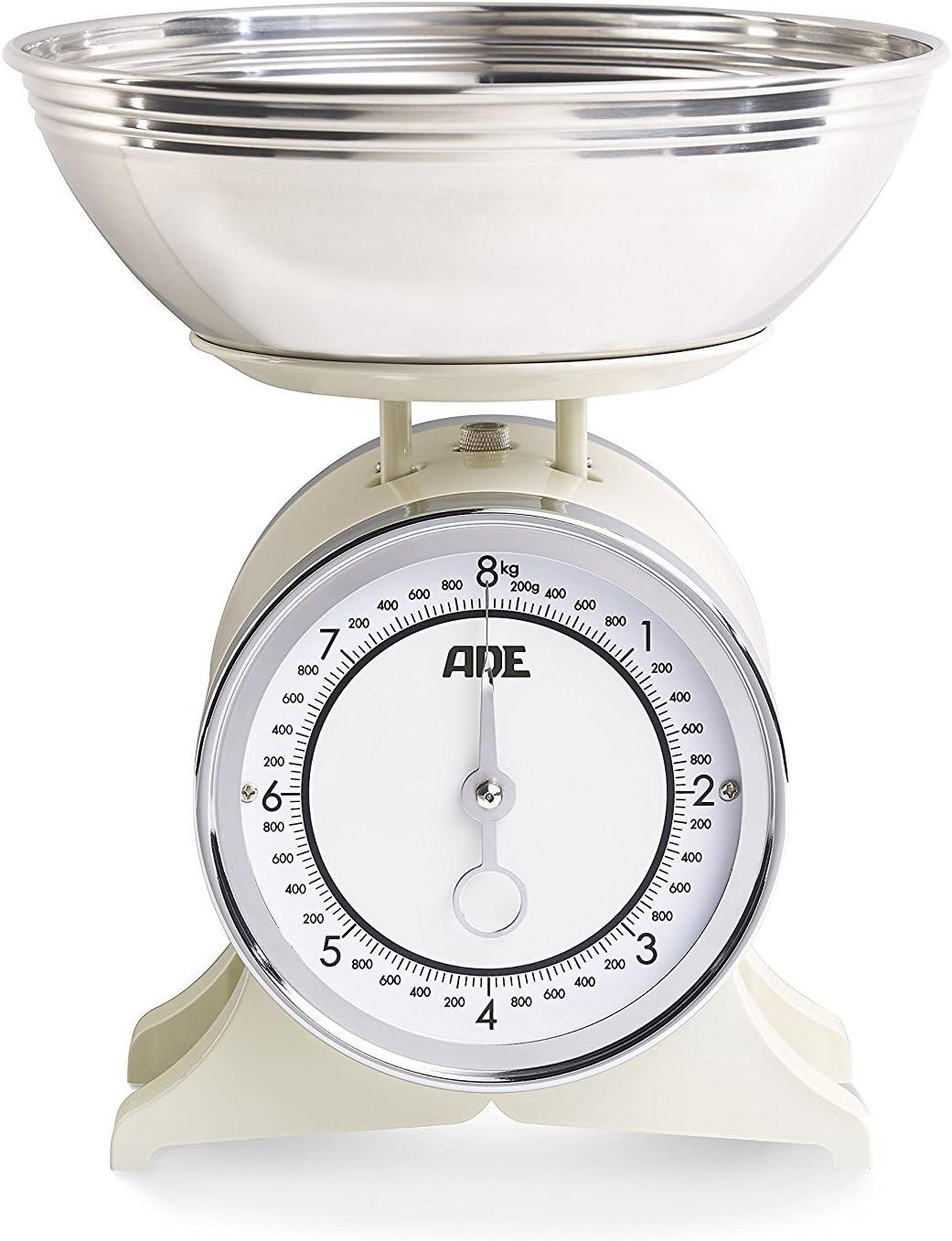 Balanza cocina mecánica ANNA- Beige