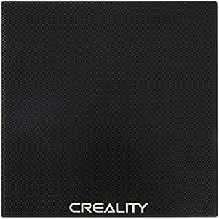 ACAMPTAR Plataforma de Impresora 3D Creality Placa de Vidrio Templado para Ender 3 Ender 3 Pro Ender 5 CR-20 Pro Accesorio...
