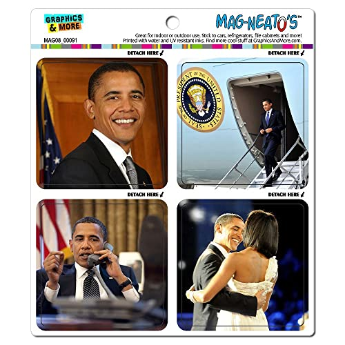 Locker  Magnet Tool Box 2012 President Barrack Obama Funny  Refrigerator