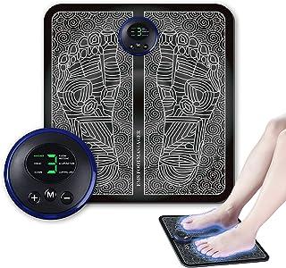 Masseur de pieds électrique EMS, Foot Màssàger, Massage des pieds pour soulager les muscles sanguins, Réduction de la fati...
