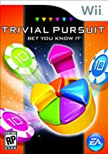 Electronic Arts Trivial Pursuit Bet You Know It, Wii - Juego (Wii, Wii)