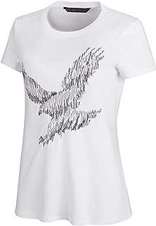 HARLEY-DAVIDSON Women's Metallic Embroidered Tee, White