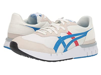 Onitsuka Tiger Contemporised Runner (Cream/Imperial) Classic Shoes