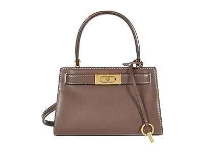 Tory Burch Lee Radziwill Petite Bag (Clam Shell) Cross Body Handbags