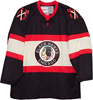 CCM Vintage Chicago Blackhawks 2009 Alternate Jersey