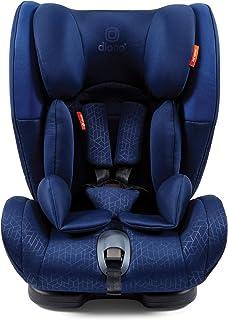 Diono Orcas NXT Fix ISOFIX - Asiento de coche convertible para coche, grupo 1/2/3, orientado hacia adelante, seguridad y protección, 9 kg - 36 kg, aprox. 9 meses - 12 años, color azul