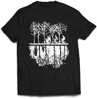 ストレンジャー・シングスThe Upside Down 1983 Tシャツ