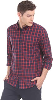 Ruggers by Unlimited Men's Slim fit Casual Shirt