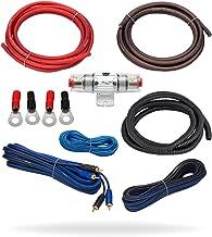 InstallGear 8 Gauge Amp Kit Ga Amplifier Installation Wiring True Spec and Soft Touch Wire