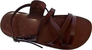 Unisex Genuine Leather Biblical Sandals (Jesus) Yashua Style II