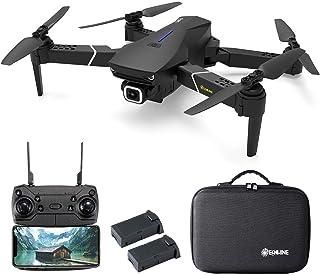 GPS Drone with 4K Camera for Adults,EACHINE E520S 5G WiFi FPV Live Video GPS Return Home 32mins Flight Time 120° Wide Angl...