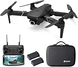 $199 » GPS Drone with 4K Camera for Adults,EACHINE E520S 5G WiFi FPV Live Video GPS Return Home 32mins Flight Time 120° Wide Angle Camera RC Professional Quadcopter for Adults Carrying Case and Two Batteries