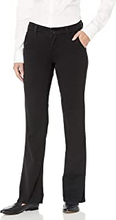 Women's Heather Slash Pocket Stretch Uniform Bootcut Pant