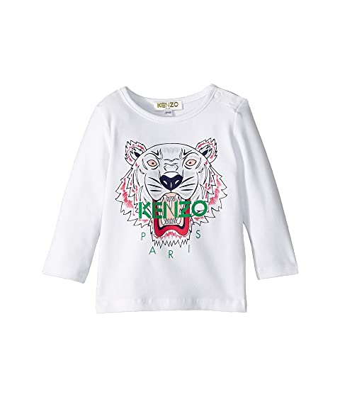 Kenzo Kids Tiger T-Shirt (Infant)