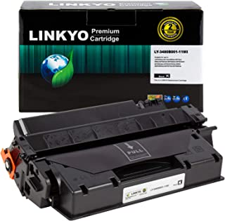 Best LINKYO Compatible Toner Cartridge Replacement for Canon 119 II 3480B001AA (Black, High Yield) Review