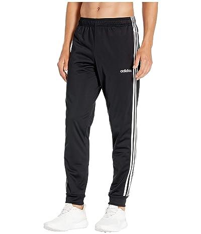 adidas Tricot Jogger Pants (Black/White) Men