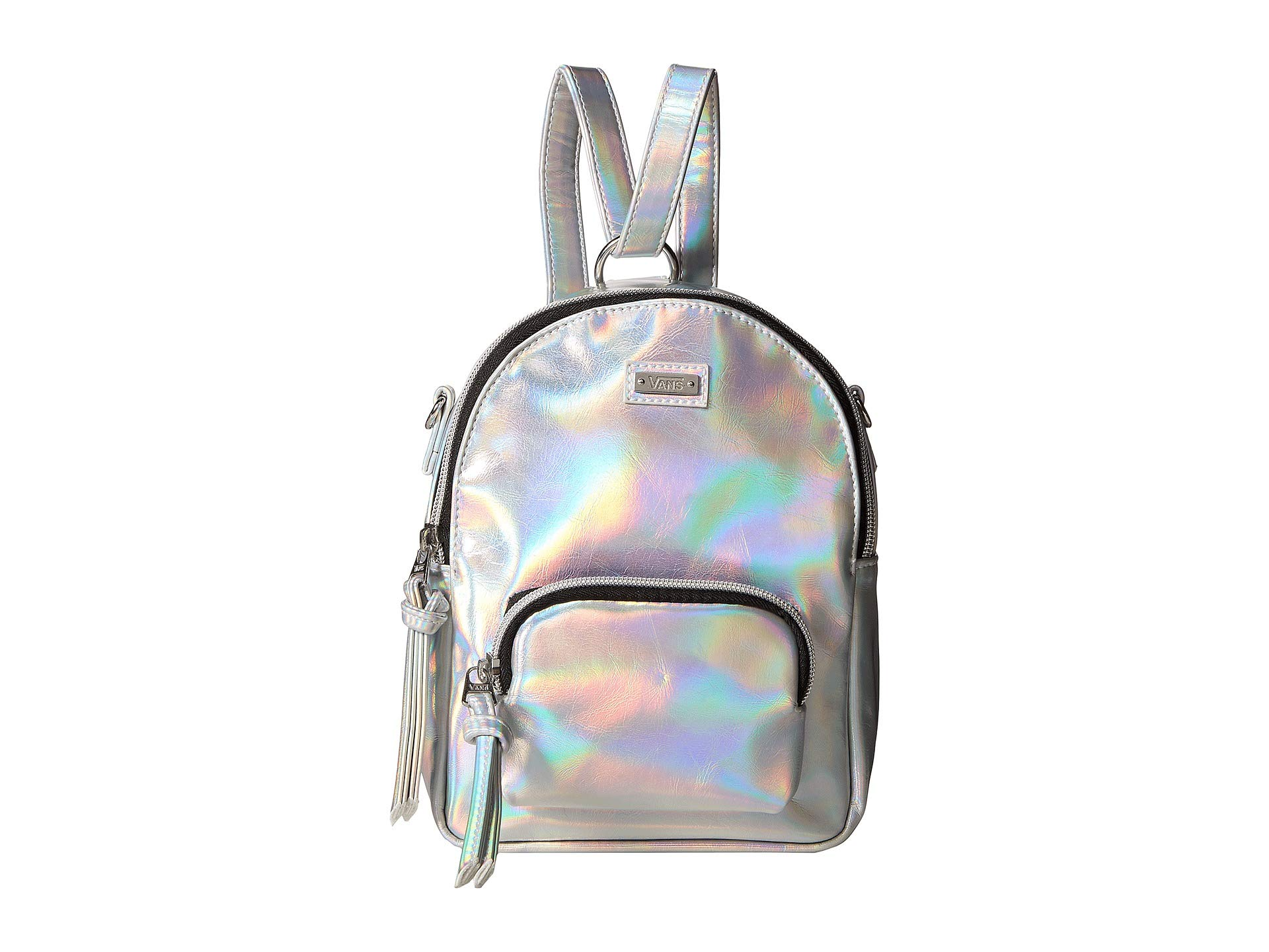 Backpack Mini Vans Two Timing Iridescent Rainbow xqOYSYgv