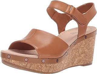 CLARKS Women's Annadel Clover Wedge Sandal