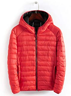 New 2019 Winter Down Jackets Lightweight Overcoats Casual Classic Coats for Plus