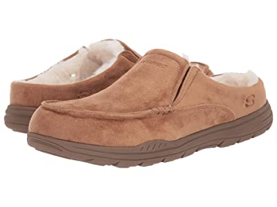 SKECHERS Expected X Verson (Tan) Men