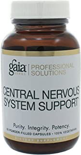 Gaia Herbs (Professional Solutions) Central Nervous System Support 60 caps