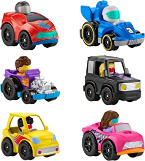 Fisher-Price Little People Wheelies Set de regalo