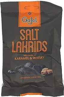 Ga-Jol Salzlakritz Karamell & Whiskey, 1er Pack 1 x 140 g