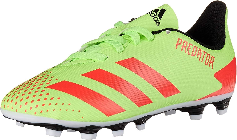 adidas Zapatillas de fútbol Predator 20.4 Firm Ground para hombre