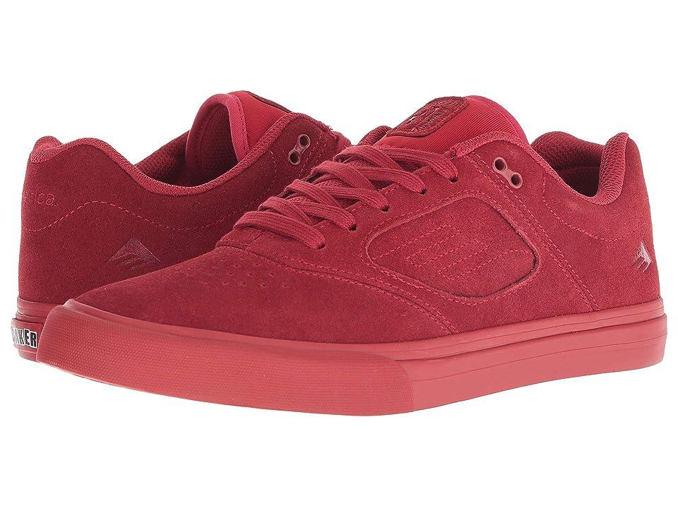 Emerica Reynolds 3 G6 Vulc X Baker (Red) Men