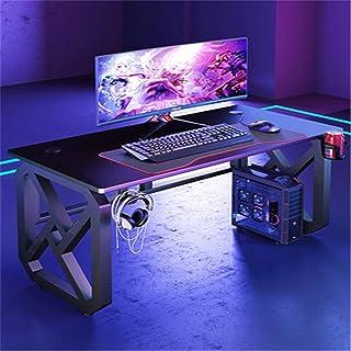 WanuigH Mostrador de Juegos de PC Mesa de Juego Mesa de Escritorio Mesa doméstica Mesa de Asiento de Escritorio Mesa Inter...