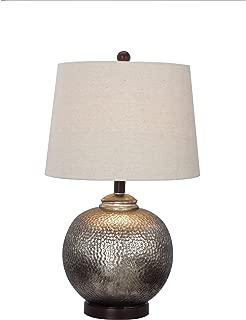 Fangio Lighting W-5124 Metal Table Lamp, 24