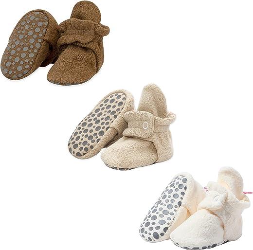 جوارب أطفال Zutano Cozie من الصوف، للجنسين، لحديثي الولادة والرضع