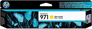 HP 971   PageWide Cartridge   Yellow   CN624AM
