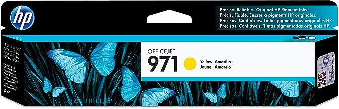HP 971 | PageWide Cartridge | Yellow | CN624AM