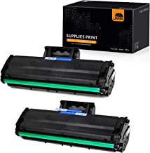 JARBO 2 Black Compatible for Samsung 101S MLT-D101S MLTD101S MLT101 Toner Cartridges High Yield, Use with Samsung ML-2165W ML-2165 SCX-3405FW SCX-3405W SF-760P Printer