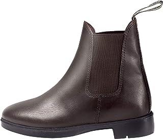 Brogini Unisex Childrens Leather Pavia Piccino Jodhpur Paddock Boots