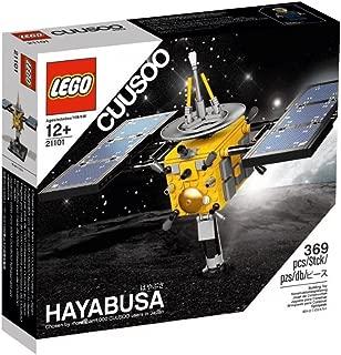 Lego Cuusoo Hayabusa Jaxa Japan Aerospace Exploration Agency 21101 Lego