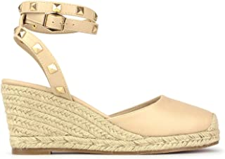 BETTS Summer Womens Synthetic Casual Wedges