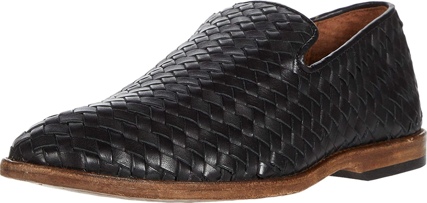 Frye Men's Chris Opening large release sale Woven 2021 spring and summer new Loafer Flat Venetian