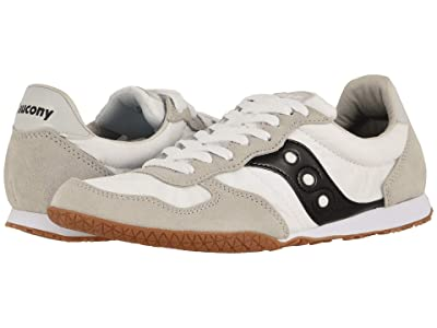 Saucony Originals Bullet (White/Black/Gum) Men