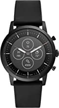 Fossil Men's Collider HR Heart Rate Stainless Steel Hybrid Smartwatch