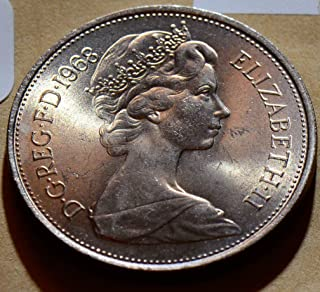 GR0135 Great Britain 1968 10 New Pence