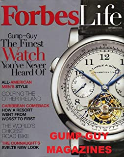 forbes magazine first issue