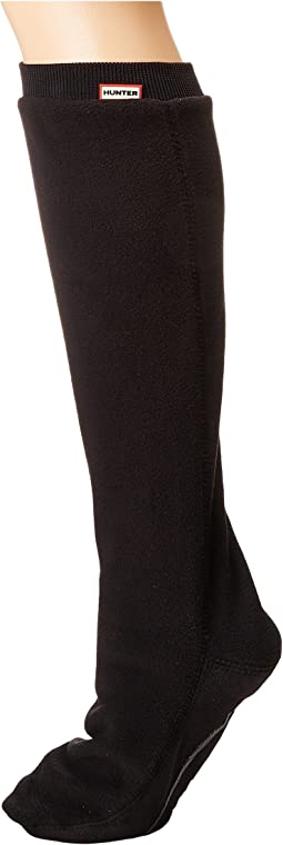 Hunter - Original Tall Boot Sock Fitted Fleece