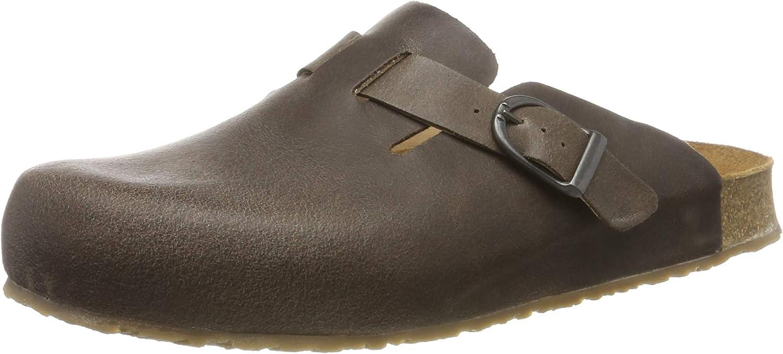 Haflinger Unisex Adults' Lorenzo Closed Toe Sandals