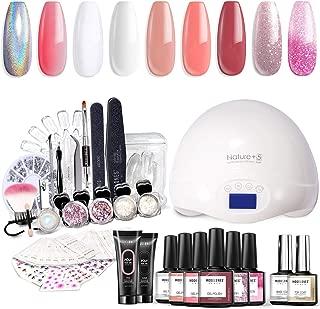 Best nail gel polish starter kit Reviews