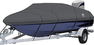 Classic Accessories StormPro Semi-Custom Heavy Duty V-Hull Boat Cover