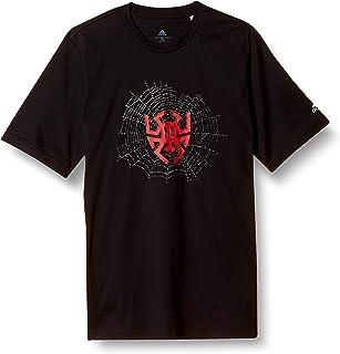 [アディダス] 半袖 Tシャツ D.O.N. Issue #2 センス ロゴ 半袖Tシャツ IXJ65 メンズ